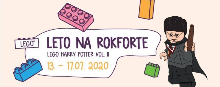 LEGO tábor: Leto na Rokforte pokračuje vol.II
