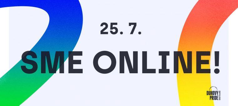 Dúhový PRIDE Bratislava 2020