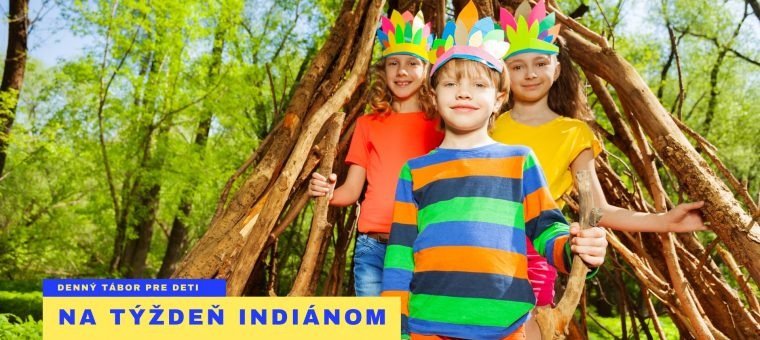 Denný tábor pre deti