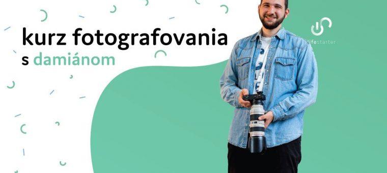 Kurz fotografovania s Damiánom Königom lifestarter