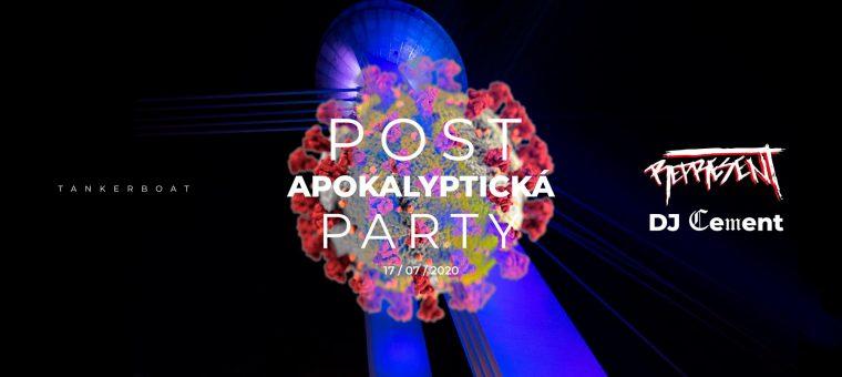 Prvá post-apokalyptická party