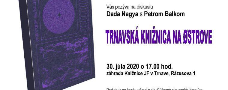 Trnavská knižnica na Ostrove Knižnica Juraja Fándlyho v Trnave