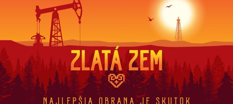 Zlatá zem v Kine Tatran (Poprad) + diskusia