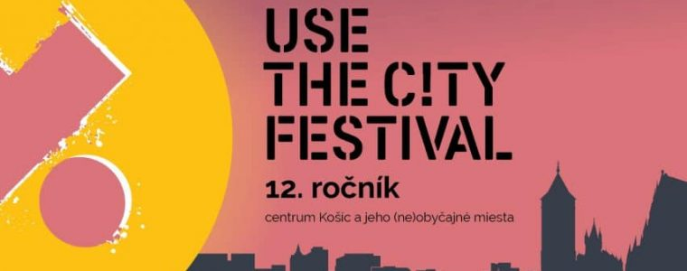 USE THE C!TY 2020 festival
