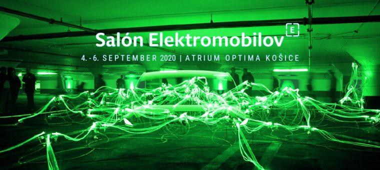Salón Elektromobilov 2020 Košice Atrium Optima