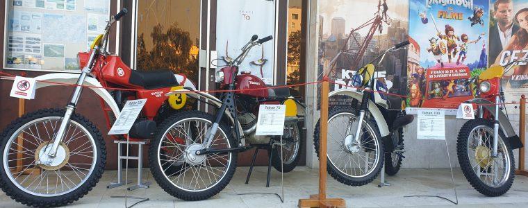 XII. Považskobystrický motocykel 2020 VETERÁN KLUB MANÍN