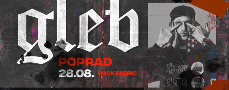 GLEB - POPRAD / Rock Fabric