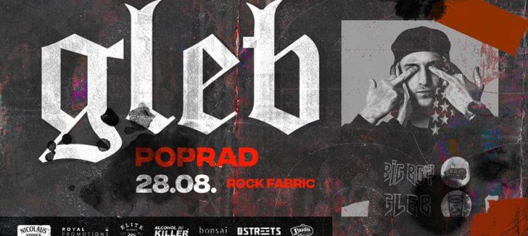 GLEB - POPRAD / Rock Fabric