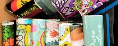 Vyrobíme si : peňaženku z tetrapaku s PureLove