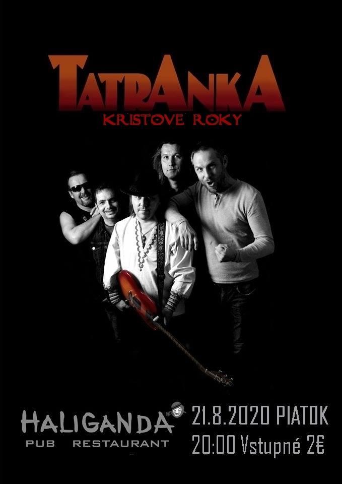 TATRANKA - 33 ROKOV - Koncert Haliganda