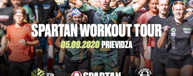 Spartan Workout Tour Prievidza