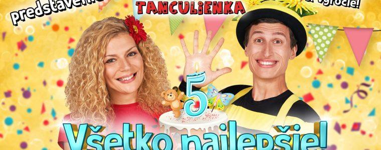 Smejko a Tanculienka v Martine