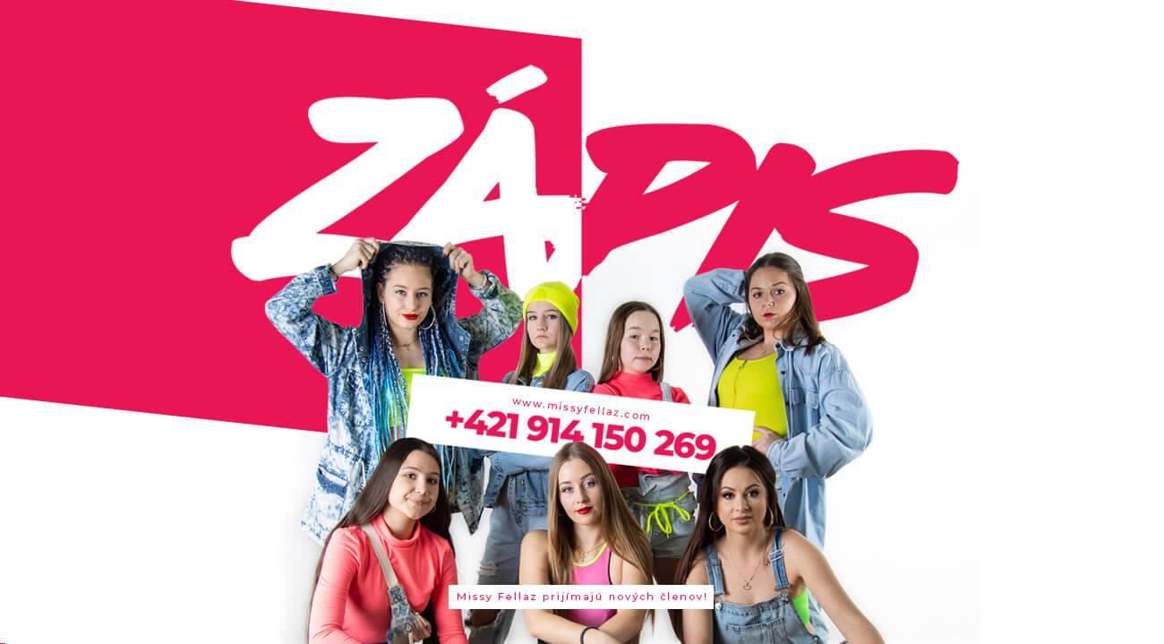 Zápis Missy Fellaz | Banská Bystrica Loca_Studio