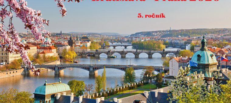 Na bicykloch z Bratislavy do Prahy 8 2020