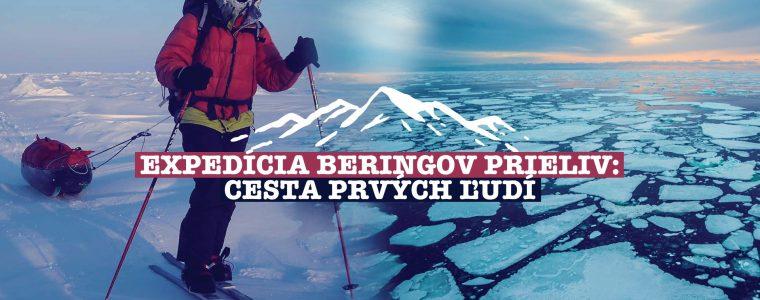 Expedícia Beringov prieliv – Cesta prvých ľudí | Kino Úsmev 8.9.2020