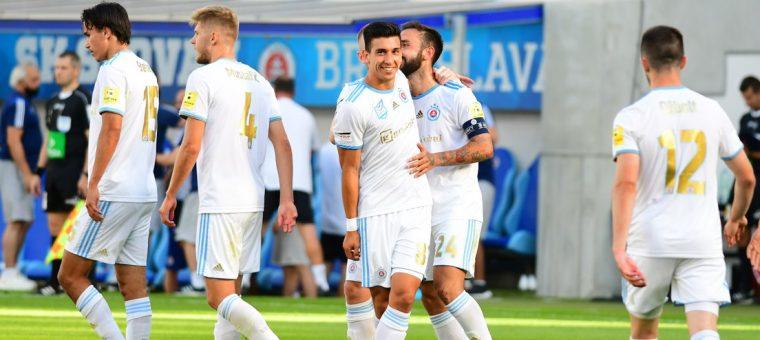 ŠK Slovan Bratislava - FK Senica