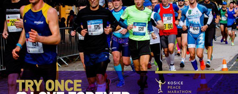 Medzinárodný maratón mieru / Košice Peace Marathon 2020