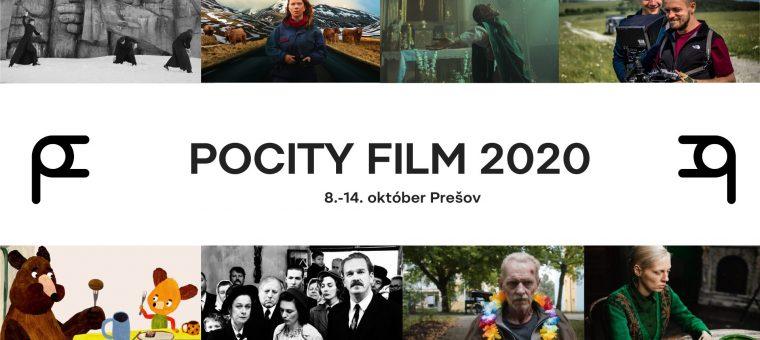 POCITY FILM 2020: prešovský filmový festival