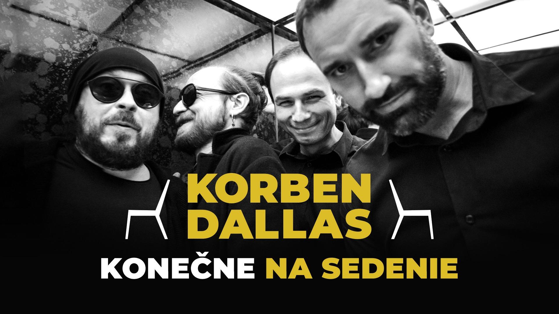 Korben Dallas - Konečne na sedenie l Banská Bystrica