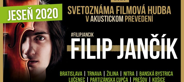 Filip Jančík - 17. september - Poprad