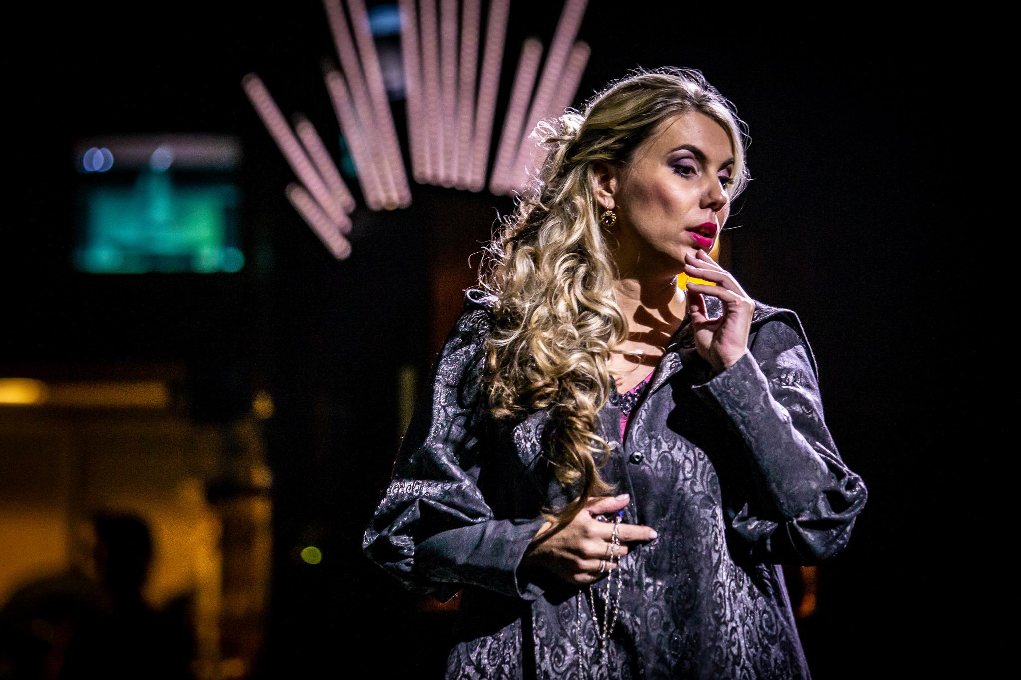Dnešný večer patrí mne - Patrícia Solotruková