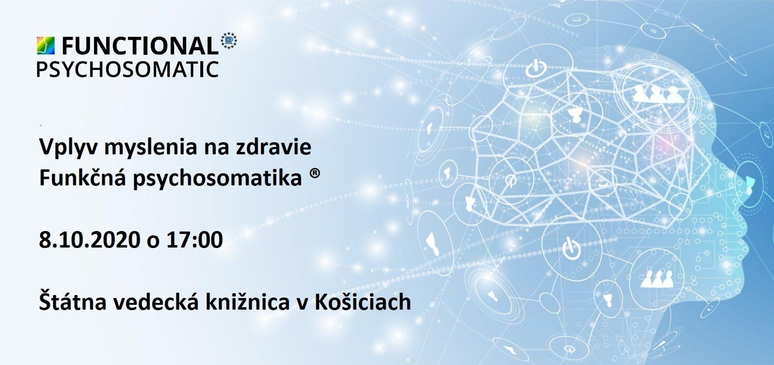 Vplyv myslenia na zdravie Štátna vedecká knižnica v Košiciach