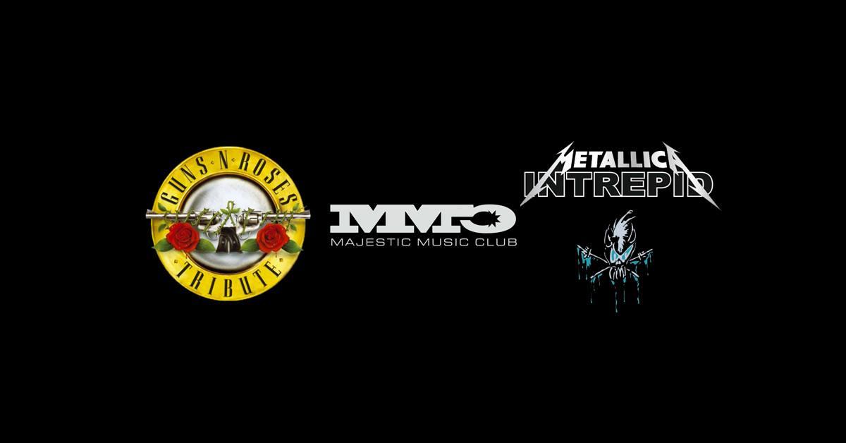 Intrepid, Guns'n'Roses Tribute Slovakia @ Majestic Music Club