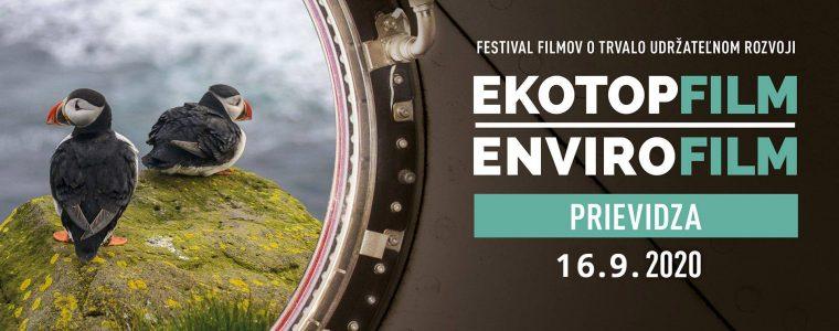 PRIEVIDZA - Filmový festival Ekotopfilm | Envirofilm