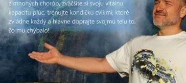 Metódy prirodzeného uzdravenia-Dýchanie podla Strelnikovovej