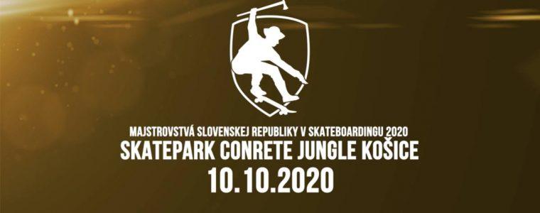 Majstrovstvá SR v skateboardingu 2020