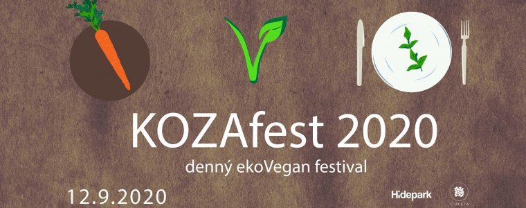 KOZAfest 2020 Hidepark Nitra