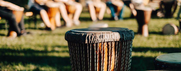 Africké BUBNY - verejné workshopy Hidepark Nitra