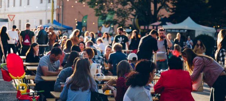Košice Street Food Festival Kino Úsmev
