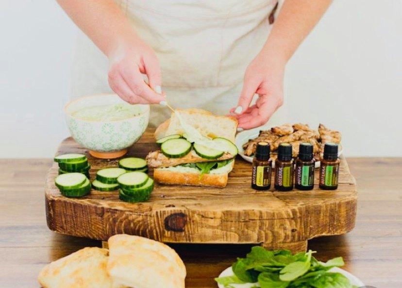 Aromaterapia,zdravá strava, podpora imunity, emócií, prírodnou cestou