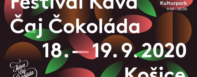 Festival Káva Čaj Čokoláda Košice 2020