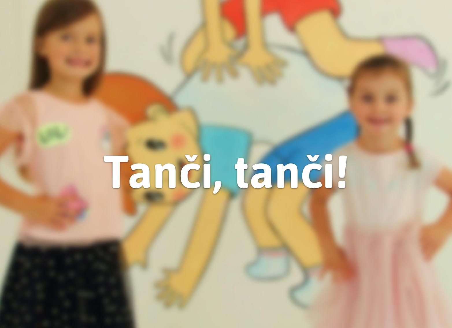 Tanči, tanči! - ukážkové hodiny MAX Trnava