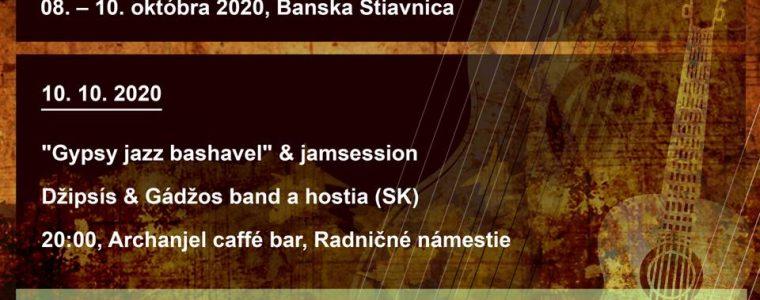 Gypsy jazz bashavel & jamsession Archanjel