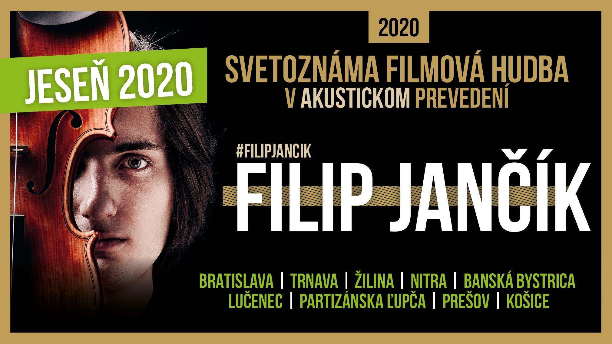 Filip Jančík - Žilina Dom odborov