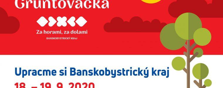 Jesenná Gruntovačka 2020 v Banskobystrickom kraji