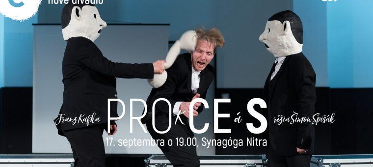 Proces v Synagóge Nitrianska Synagóga
