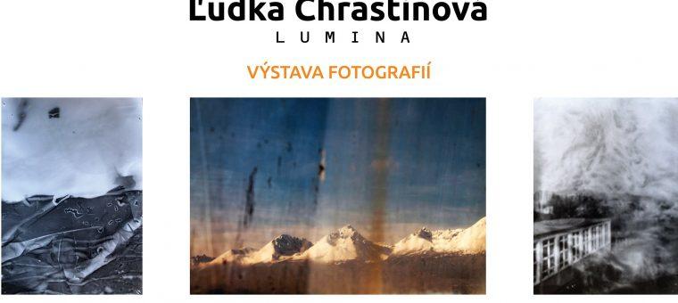Výstava fotografií - Ľudka Chrastinová -