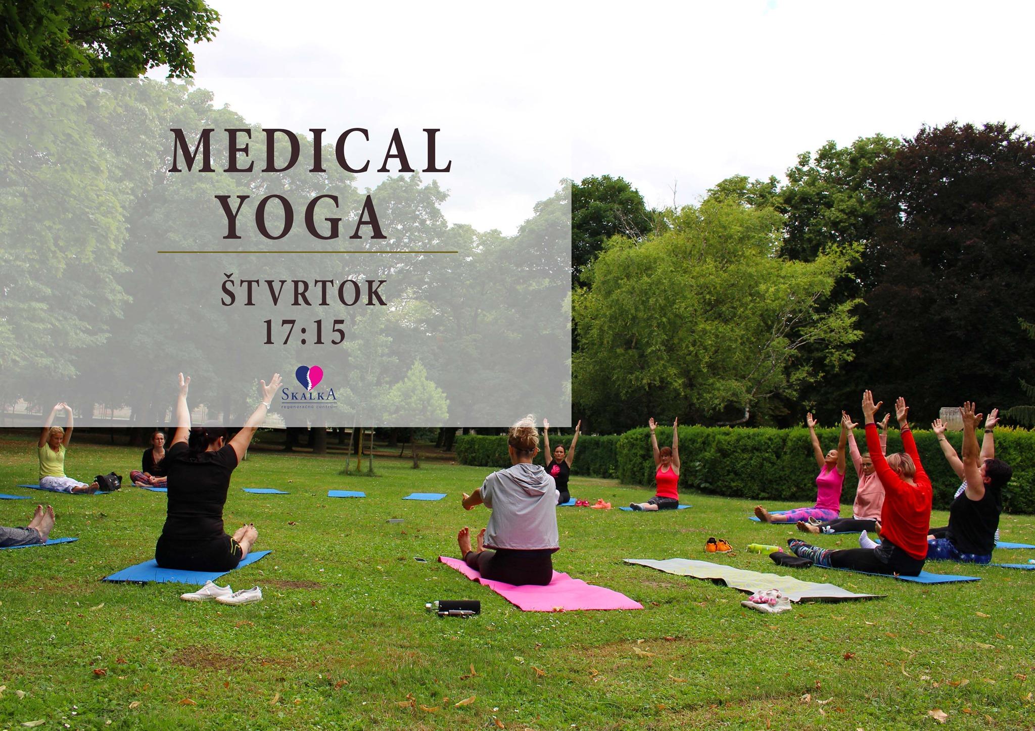 Yoga Medical Stará Vodáreň