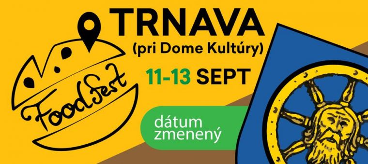 FOOD FEST Trnava vol. 6 Trojicne namestie