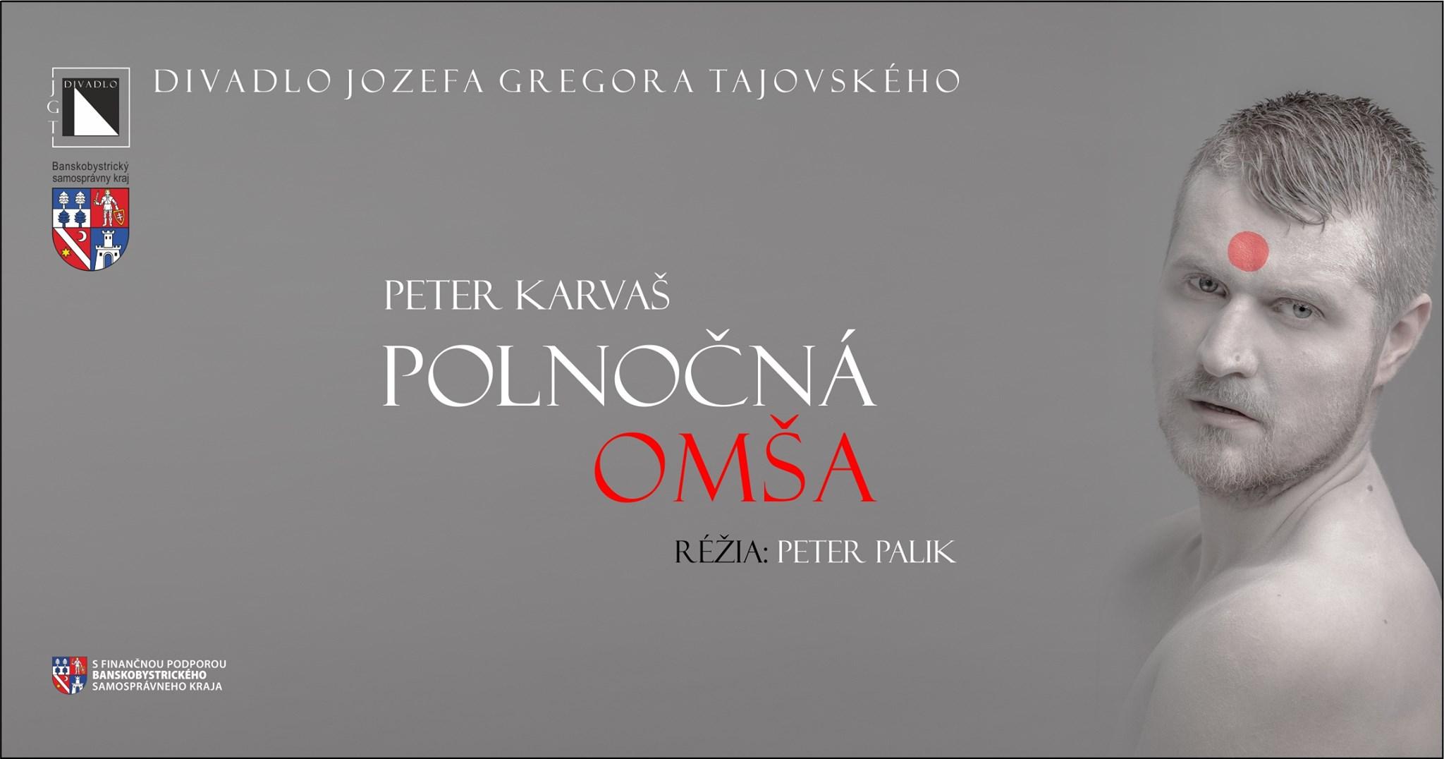 Peter Karvaš: Polnočná omša Divadlo Jozefa Gregora Tajovského