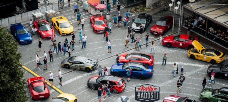 Rally Radosti 2020 v Trnave Trojicne namestie