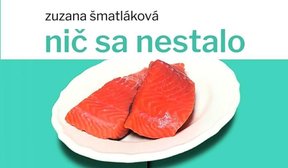Autorské čítanie: Zuzana Šmatláková Eleuzína