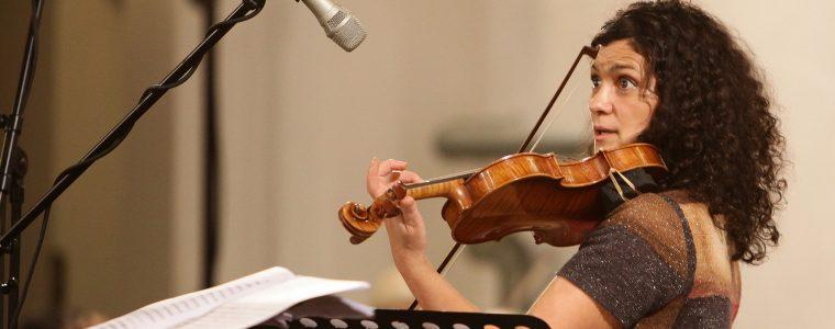 Iva Bittová - sólový koncert Viola Prešov
