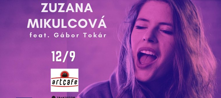 Zuzana Mikulcová feat. Gábor Tokár ~ Banská Štiavnica