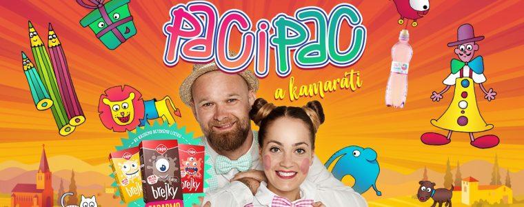 PACI PAC a kamaráti TOUR 2020 - Košice