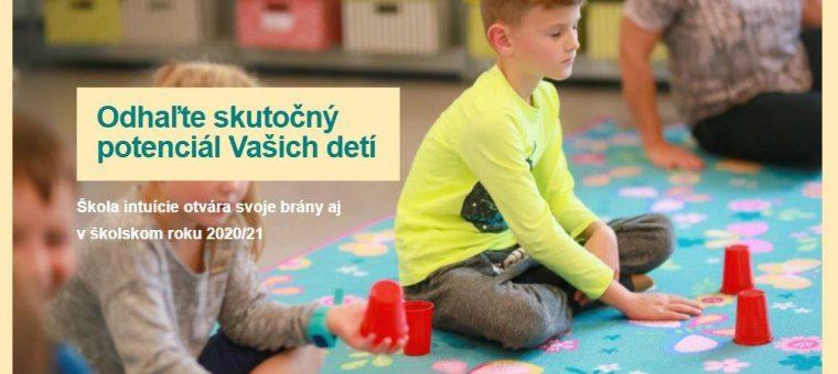 Škola intuície pre deti - Martin Basta Fidli